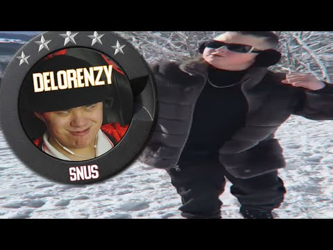 DELORENZY - SNUS (BASSBOOSTED COVER)