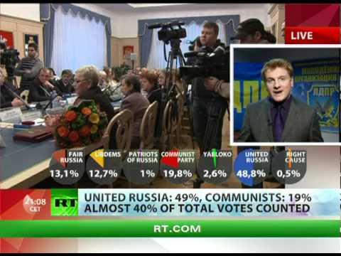 Election 2011: Russia