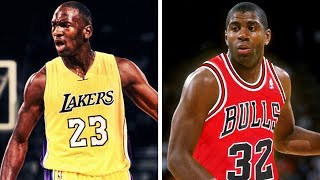 How A Coin Flip Decided The Careers Of Michael Jordan And Magic Johnson
