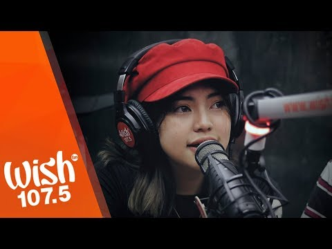 "Music Hero Performs ""KLWKN"" LIVE On Wish 107.5 Bus"