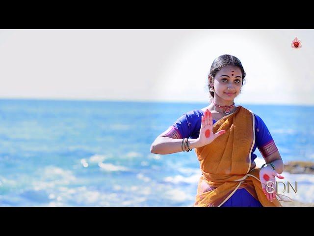 'Chinnachiru penpolé'  by Harinie Jeevitha - Sridevi Nrithyalaya - Bharathanatyam Dance