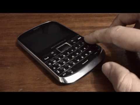 Conheça o Motorola Defy Pro