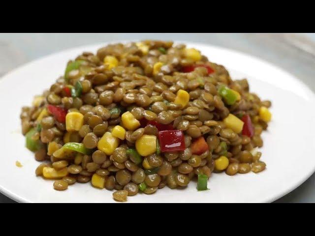 Mercimek Salatası Tarifi, Nasıl Yapılır?