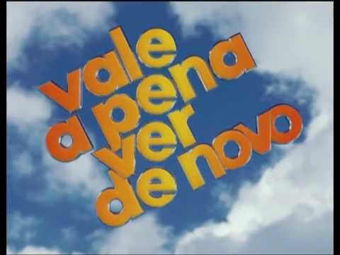 Vinheta: Vale a Pena Ver de Novo - Rede Globo (2005)