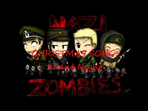 nazi zombie christmas song SILENT NIGHT