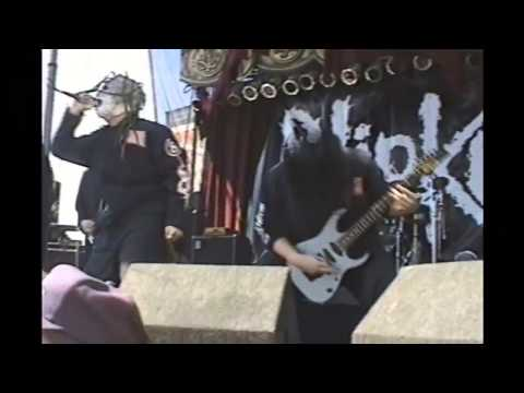 Slipknot - (sic) Live at Ozzfest 1999 (HD)