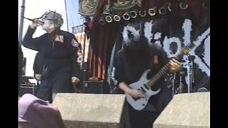 Footage of a Slipknot concert(05-27-1999) performing (sic). - SUBSC...