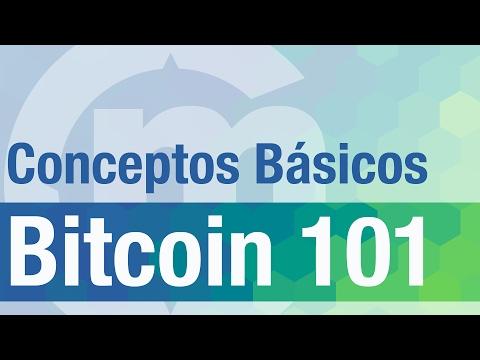 Bitcoin 101: Conceptos Básicos Para Inversionistas
