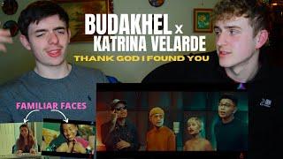 Download BUDAHKEL X KATRINA VELARDE - THANK GOD I FOUND YOU | GILLTYYY REACT