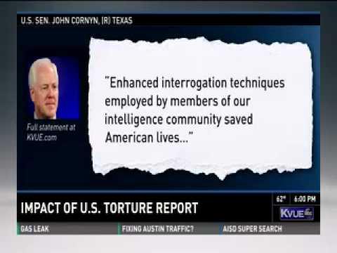 KVUE: Analysis: Senate Report on CIA interrogation program