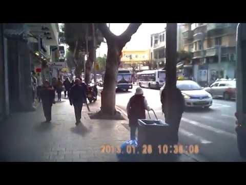 Allenby Street - Tel-Aviv - Israel