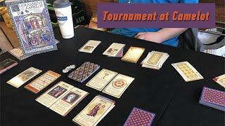 ГЕЙМПЛЕЙ #163 Tournament at Camelot (Правила,мнения)