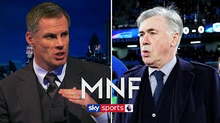 Is Carlo Ancelotti the right fit for Everton? | Jamie Carragher on Ancelotti's PL return