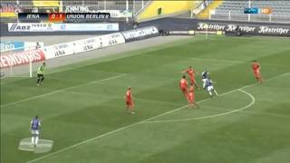 28.Spieltag RL Saison 13/14 FC Carl Zeiss Jena - Union Berlin II