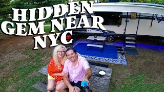 New York Camping aт Croton Point Park | a great New York Campground Review