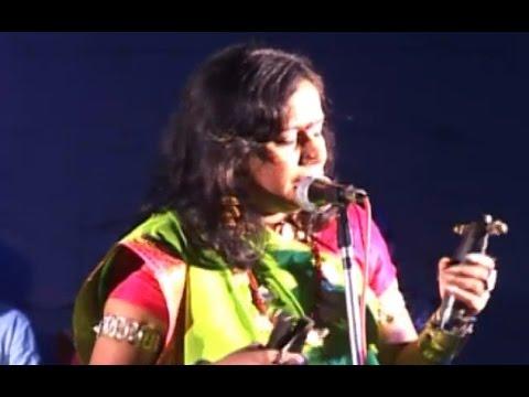 Bharthari Geet | Singer- Kiran Sharma | Live Stage Program in Raipur Chhattisgarh