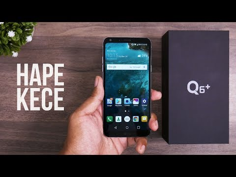 Unboxing Lg Q6 Plus Indonesia Youtube