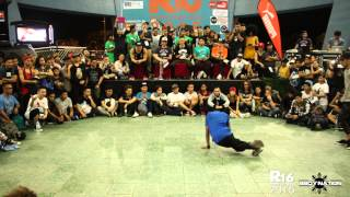 Allen vs Petchy | Finals | Solo battle | R16 South East Asia 2015 | Bboynation