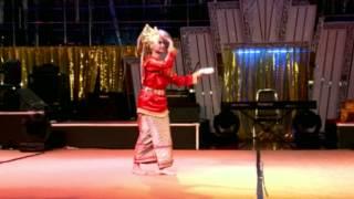 Petunjuk Tari Pring Dance Instruction