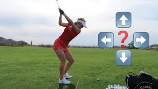 Gambar cover HOW TO SHAPE GOLF SHOTS // FADE, DRAW, HIGH, & LOW