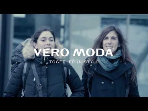 VERO MODA wishes a warm welcome...