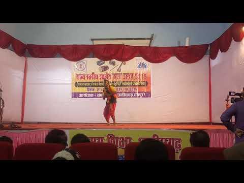 Krishana Mandavi Ka Dance Raipur Me