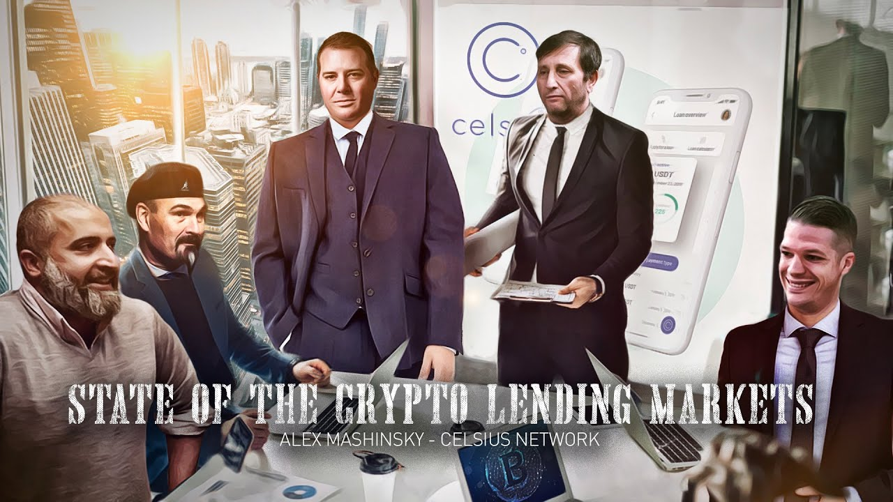 cryptocurrency lending markets