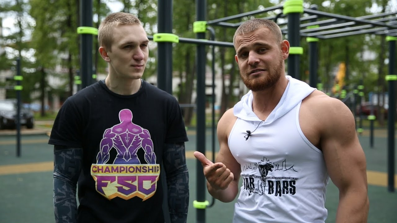 ИСЛАМ БАДУРГОВ vs. ДМИТРИЙ ДОЦЕНКО. Workout-заруба в Москве!!