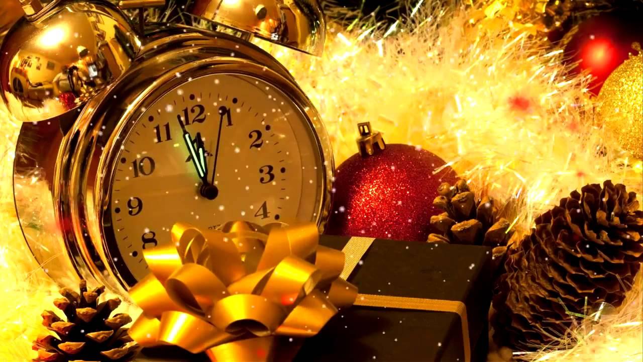 картинки часы работы на новый год является