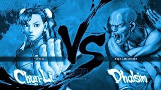 USFIV: TBK Manny (Chun-Li) vs TBK Dilemma (Dhalsim)