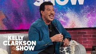 Lionel Richie Thinks Stevie Wonder Can See: Here's Why