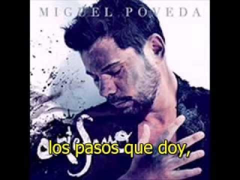 Triana Puente y Aparte Miguel Poveda con letra