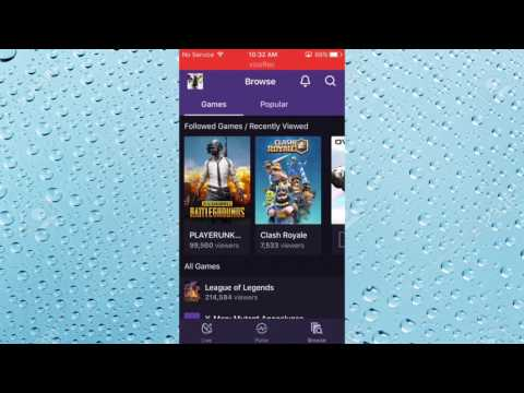 How To Host A Twitch Channel On Mobile Device. IOS/android (New & Easy Way)