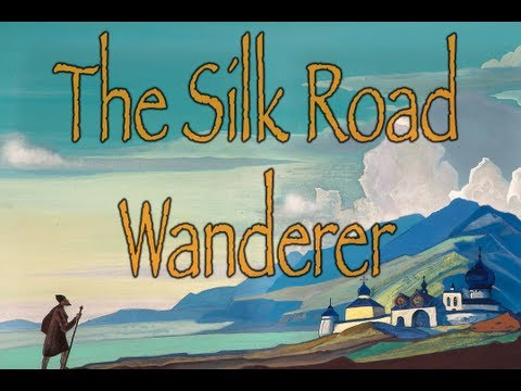 """The Silk Road Wanderer"""