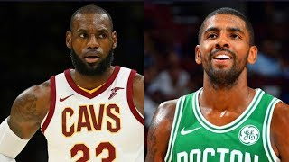 LeBron James SCARED of Kyrie Irving! Kyrie Irving WARNS LeBron James!