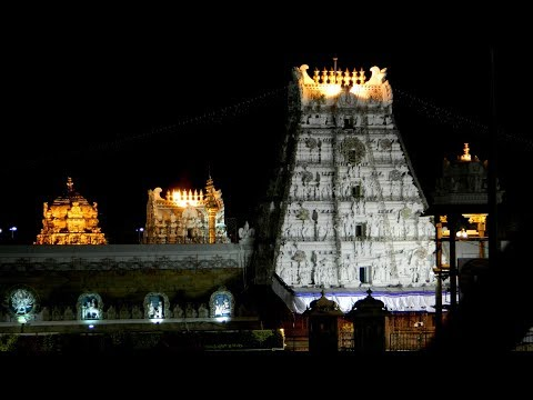 Places to visit at TIRUMALA