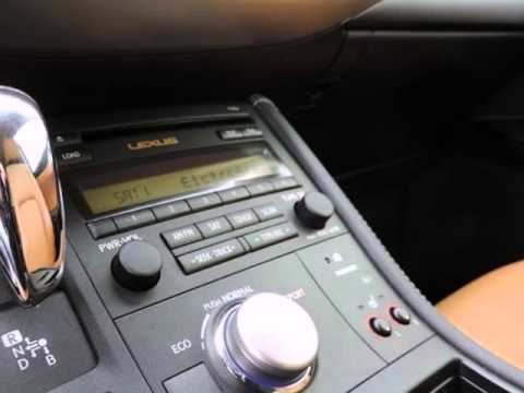 Randall Noe Terrell >> 2012 Lexus CT 200h FWD 4dr Hybrid Premium SECURITY SYSTEM TRACTION CONTROL - YouTube