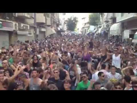 Astral Projection Live @ Israel Jerusalem 2012 (open air party)