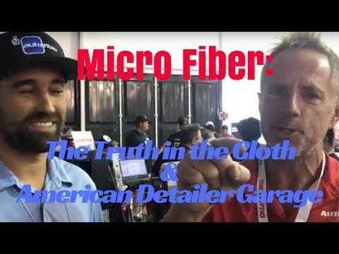 Micro Fiber: More To It Than You Think And American Detailer Garage