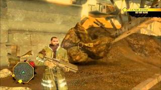 Red Faction Guerrilla Gameplay
