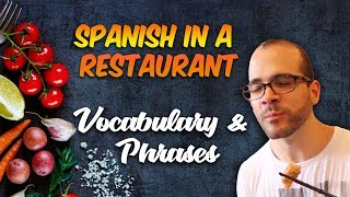 TOP PHRASES IN SPANISH IN A CH…