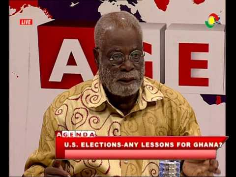 What can Ghana learn from the US elections? - 12/11/2016
