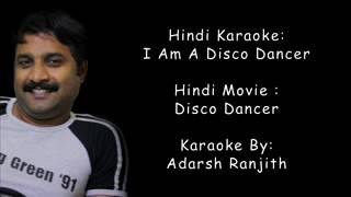Yk dj khalid malik karaoke i am a disco dancer