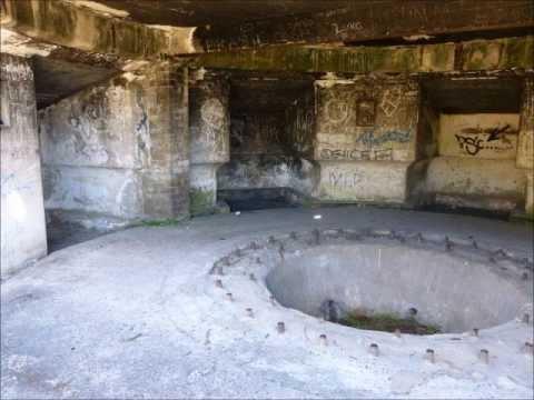 La Perouse World War Bunkers Tunnels Forts Secret Doors