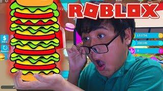 INI DIA BURGER TERENAK di ROBLOX!!! - Roblox Indonesia