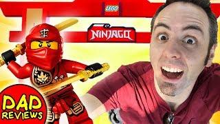 Ninjago Ride Review | Legoland Florida Review