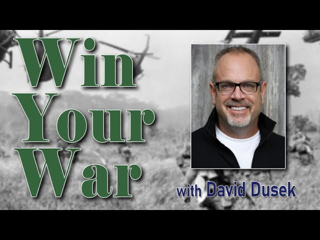 Win Your War - David Dusek on LIFE Today Live