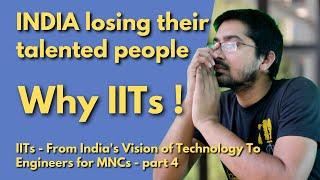 Brain Drain of IITs   Brain Drain of INDIA   Problem Solution Reasons of Brain Drain  Reverse Brain