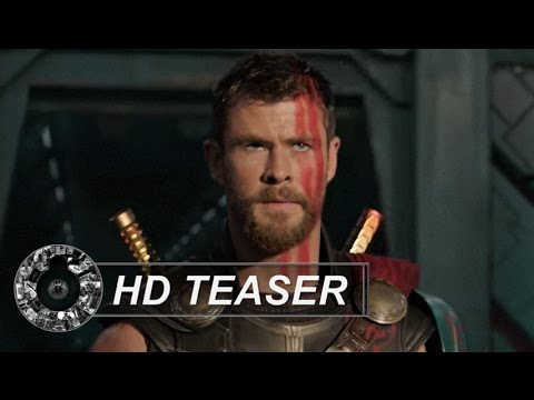 THOR: RAGNAROK | Teaser Trailer (2017) Legendado HD