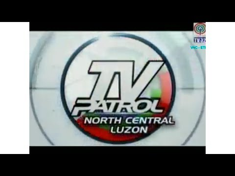 TV Patrol North Central Luzon OBB 2017 Present (July 21, 2017) w/ the same Logo